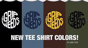 NEW TEE SHIRT COLORS!